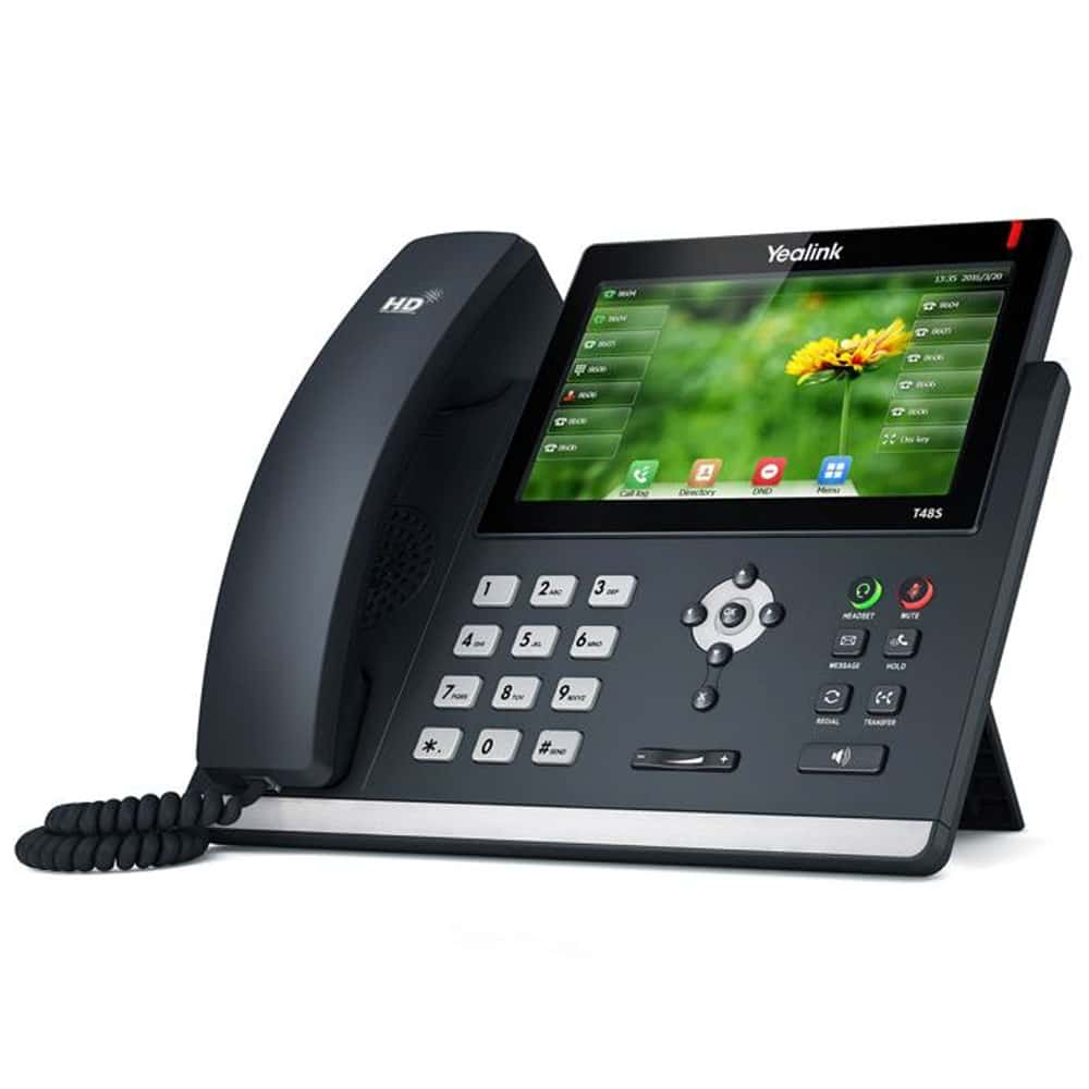 Yealink VoIP Handset using 3CX and myNetFone from Social Interactions